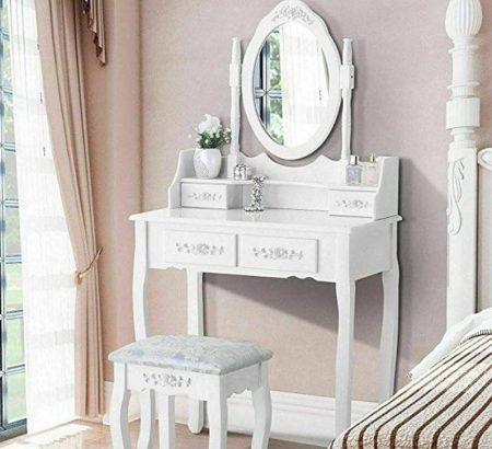 meuble coiffeuse chambre